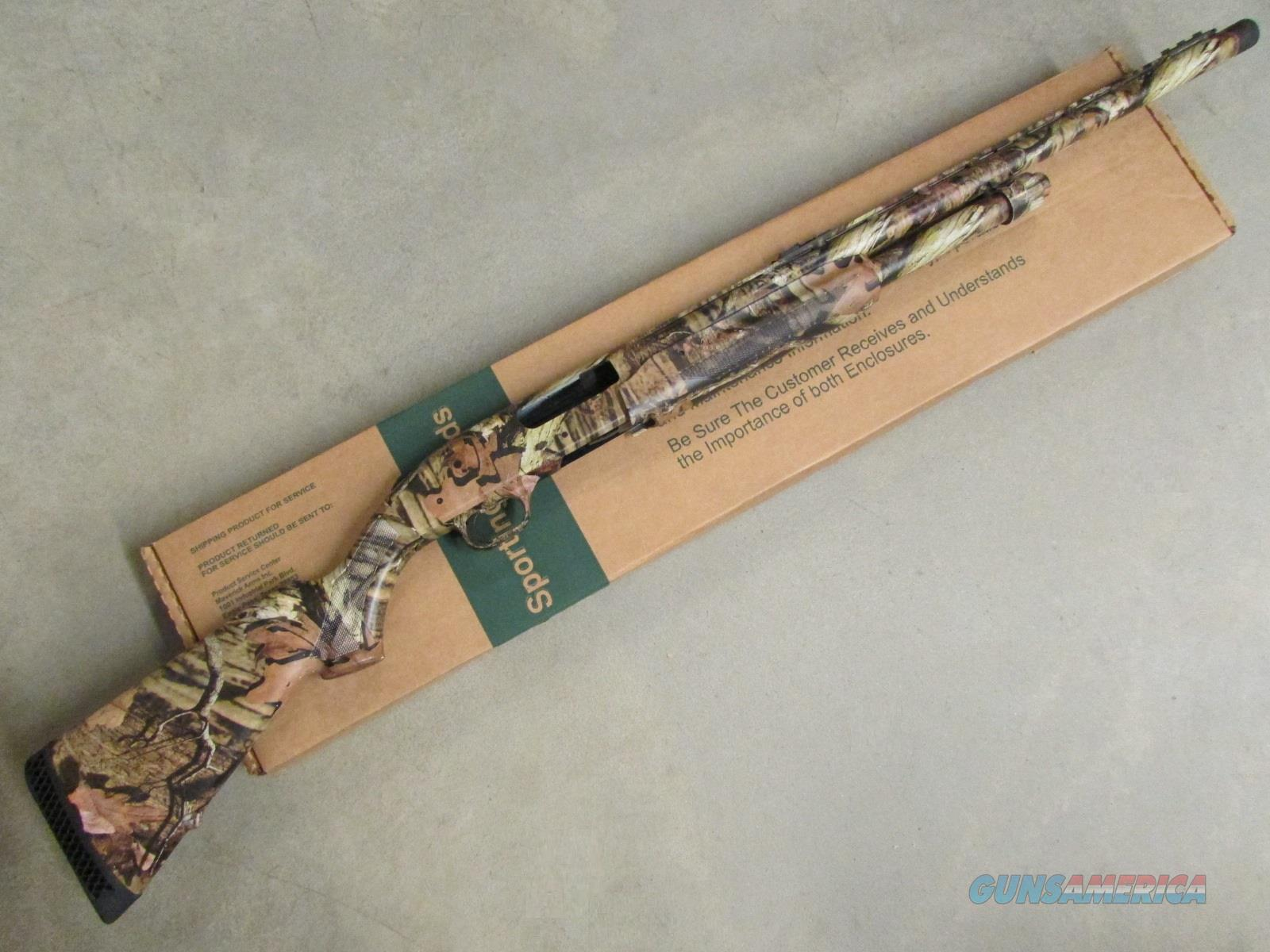Mossberg 835 Ulti-Mag Turkey Mossy Oak Break-Up Inifinity Pump-Action 12 Ga 63516   Guns > Shotguns > Mossberg Shotguns > Pump > Sporting