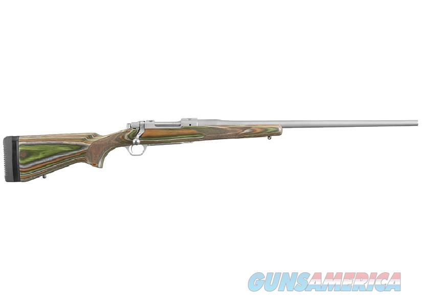 "Ruger M77 Hawkeye Predator .308 Win 22"" SS 4 Rds 47140  Guns > Rifles > Ruger Rifles > Model 77"