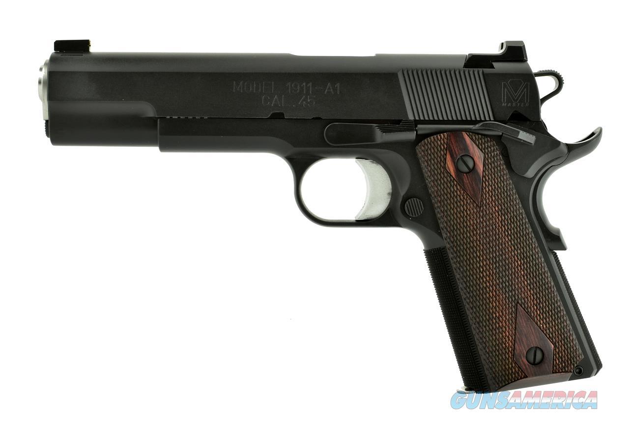 "Springfield 1911 Master Class Aficionado .45 ACP 5"" PCE9109  Guns > Pistols > Springfield Armory Pistols > 1911 Type"