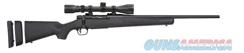 "Mossberg Patriot Super Bantam 20"" Fluted Youth .243 Win with Scope 27840  Guns > Rifles > Mossberg Rifles > Other Bolt Action"