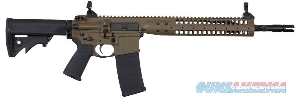 "LWRC IC-SPR 5.56 NATO PATRIOT BROWN AR-15 14.7"" ICR5PBC14PSPR  Guns > Rifles > LWRC Rifles"