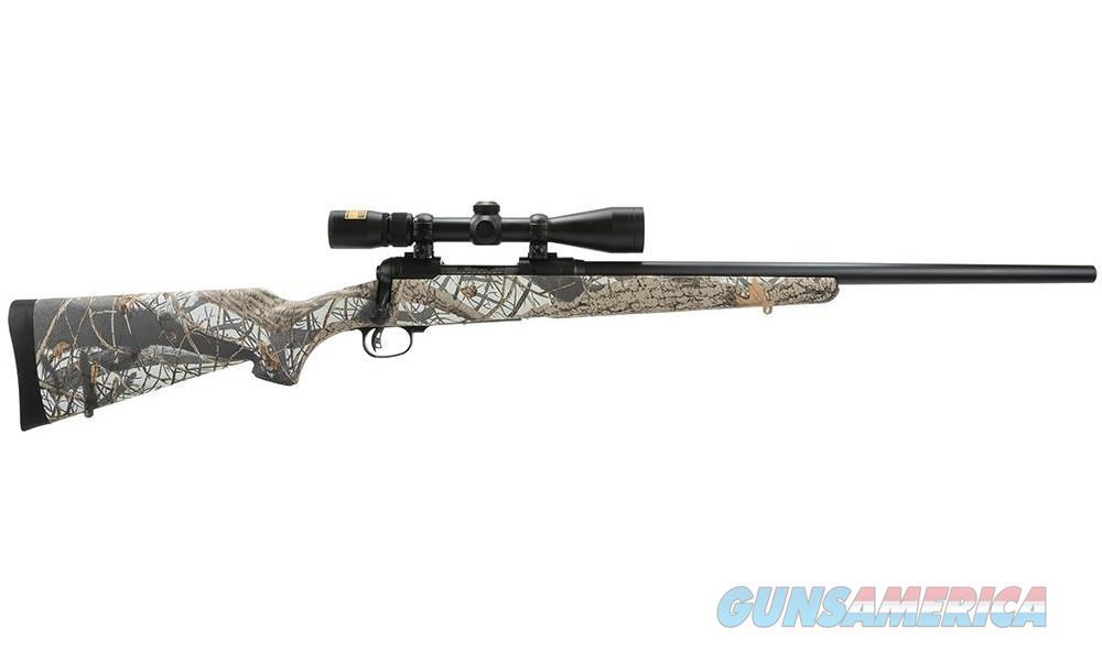 Savage 11 Trophy Predator Hunter w/NIKON Snow Camo .22-250 Rem 22218   Guns > Rifles > Savage Rifles > 11/111