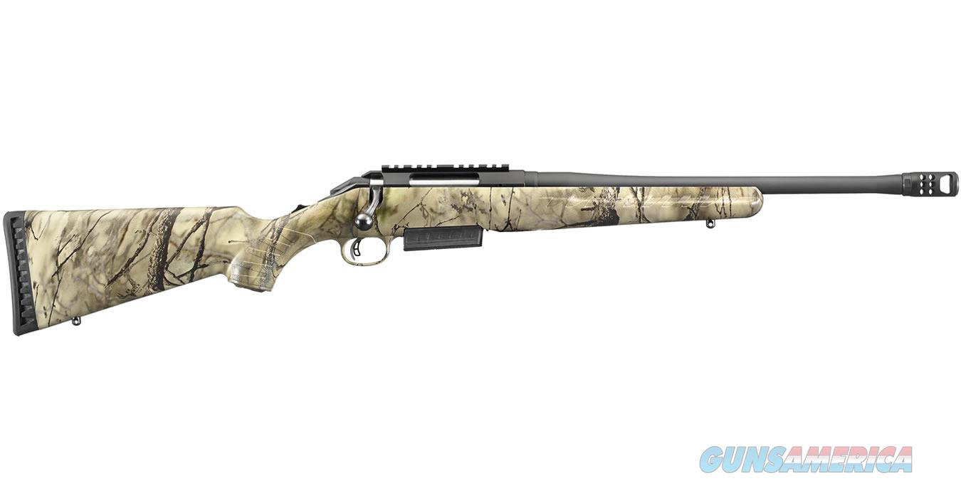 """Ruger American Ranch .450 Bushmaster 16.12"""" Go Wild Camo 16978   Guns > Rifles > Ruger Rifles > American Rifle"""