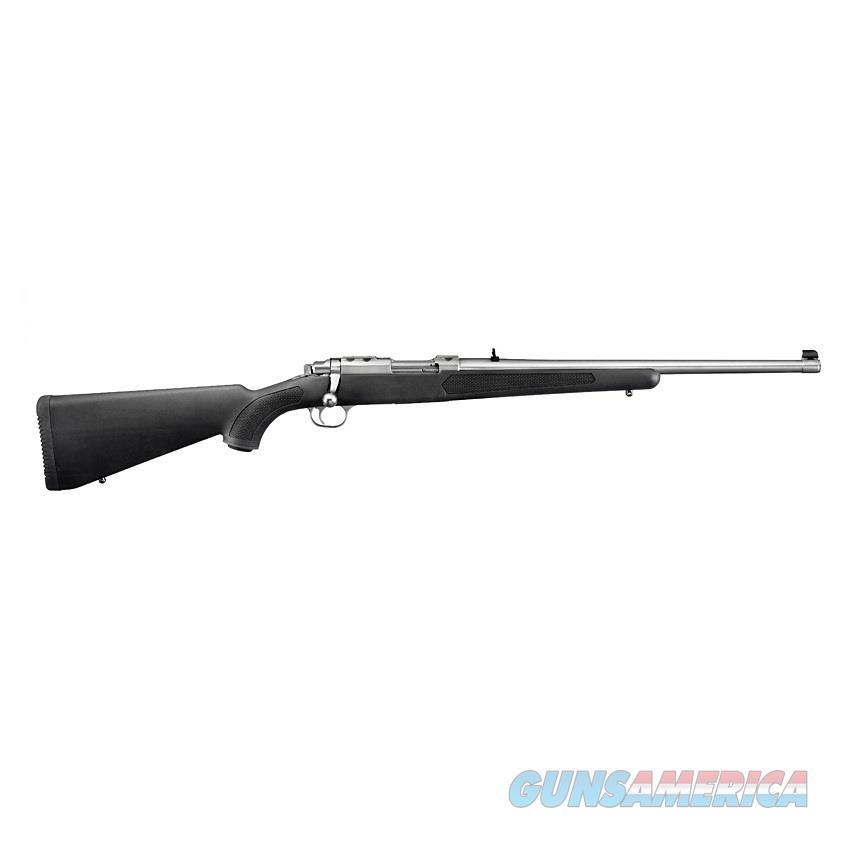 "RUGER 77/357 BOLT ACTION STAINLESS .357 MAG 18.5"" 7405  Guns > Rifles > Ruger Rifles > Model 77"