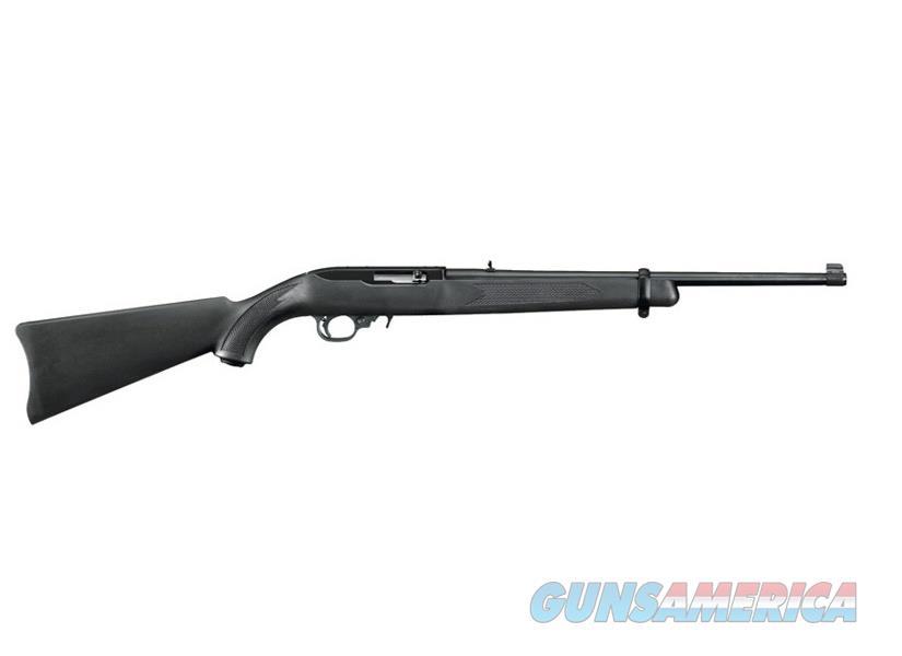 Ruger 10/22 Carbine Semi-Auto .22 LR Blued/Black 1151  Guns > Rifles > Ruger Rifles > 10-22