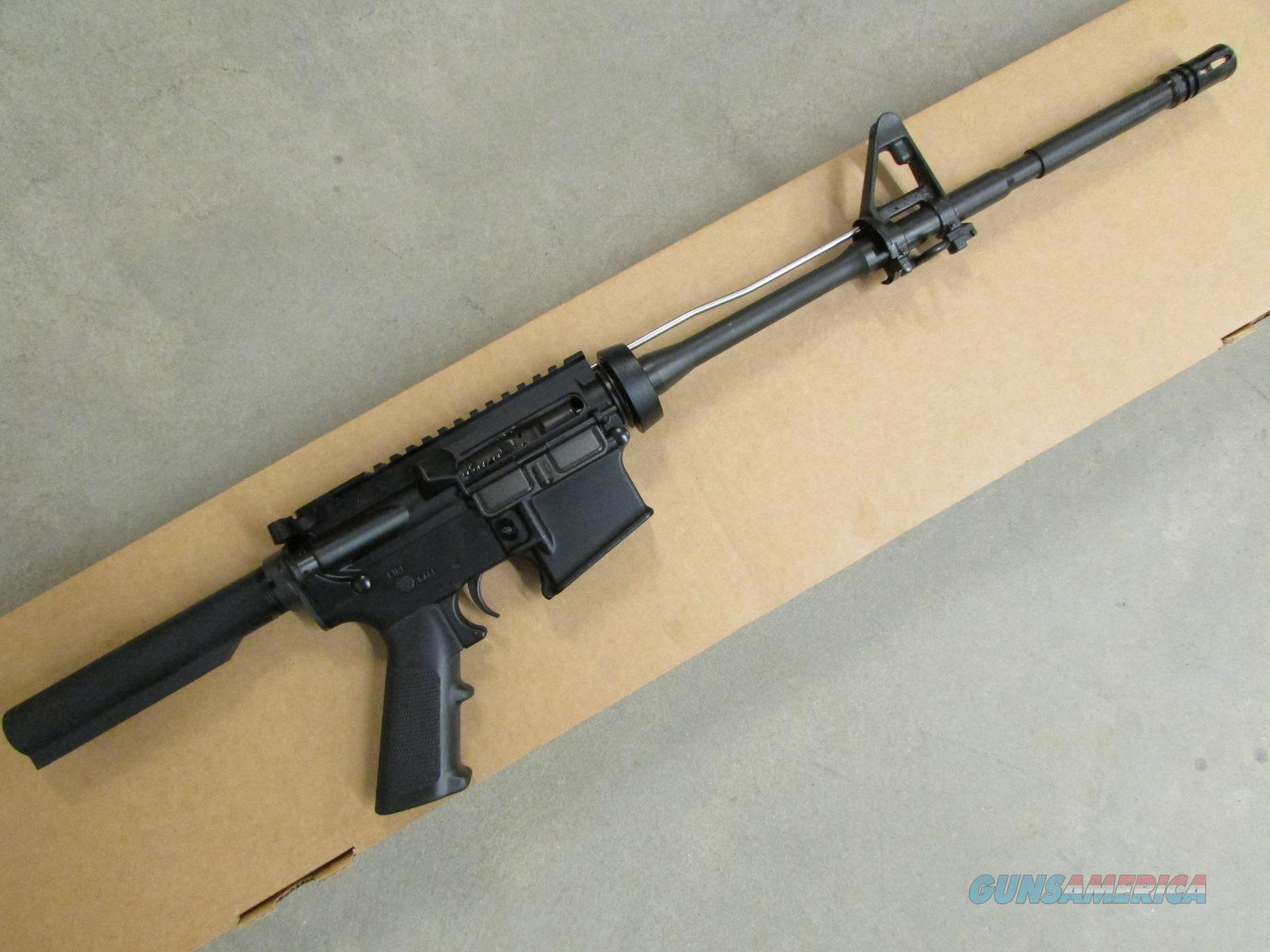 Colt LE6920-OEM1 AR-15 Platform with A2 Front Sight 5.56 NATO  Guns > Rifles > Colt Military/Tactical Rifles