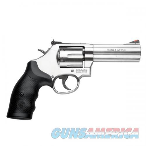 "Smith & Wesson Model 686 4"" Stainless .357 Magnum 164222  Guns > Pistols > Smith & Wesson Revolvers > Full Frame Revolver"