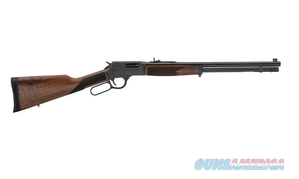 "Henry Big Boy Steel .44 Mag/.44 Special 20"" 10 Rds Walnut H012  Guns > Rifles > Henry Rifle Company"