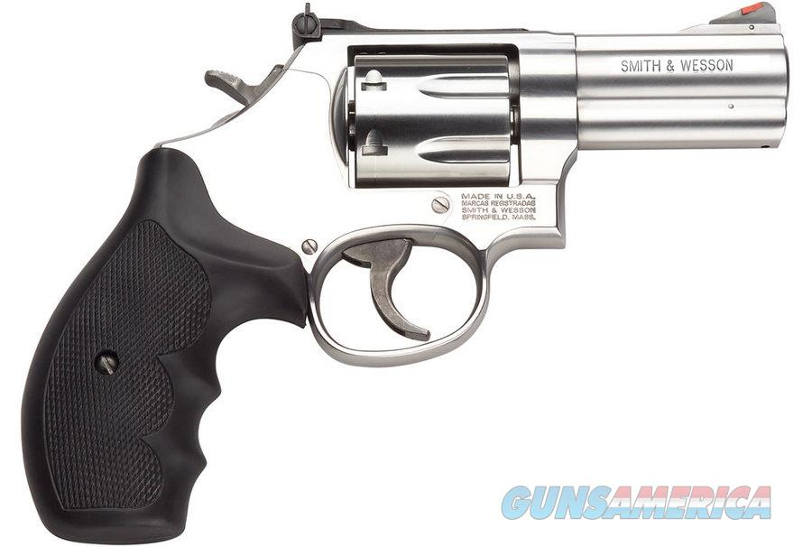 "Smith & Wesson Model 686 Plus .357 Magnum 3"" SS 164300   Guns > Pistols > Smith & Wesson Revolvers > Med. Frame ( K/L )"