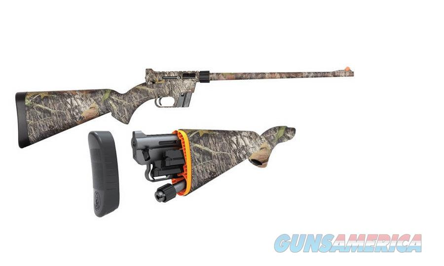 HENRY US SURVIVAL RIFLE AR-7 MOSSY OAK CAMO .22 LR H002C  Guns > Rifles > Henry Rifle Company