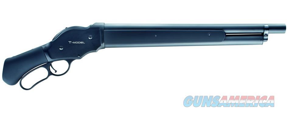 "Chiappa 1887 Lever Action T-Model 12 Gauge 18.5""  930.015  Guns > Shotguns > Chiappa / Armi Sport Shotguns > 1887 Lever Shotgun"