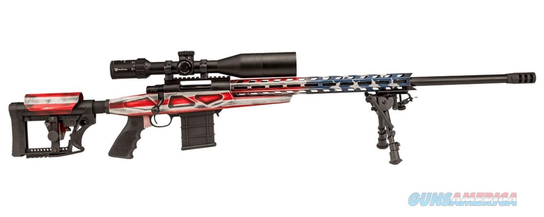 """HOWA M1500 HCR American Flag Rifle 6.5 Creed 26"""" TB w/Scope HCRA72597USK   Guns > Rifles > Howa Rifles"""