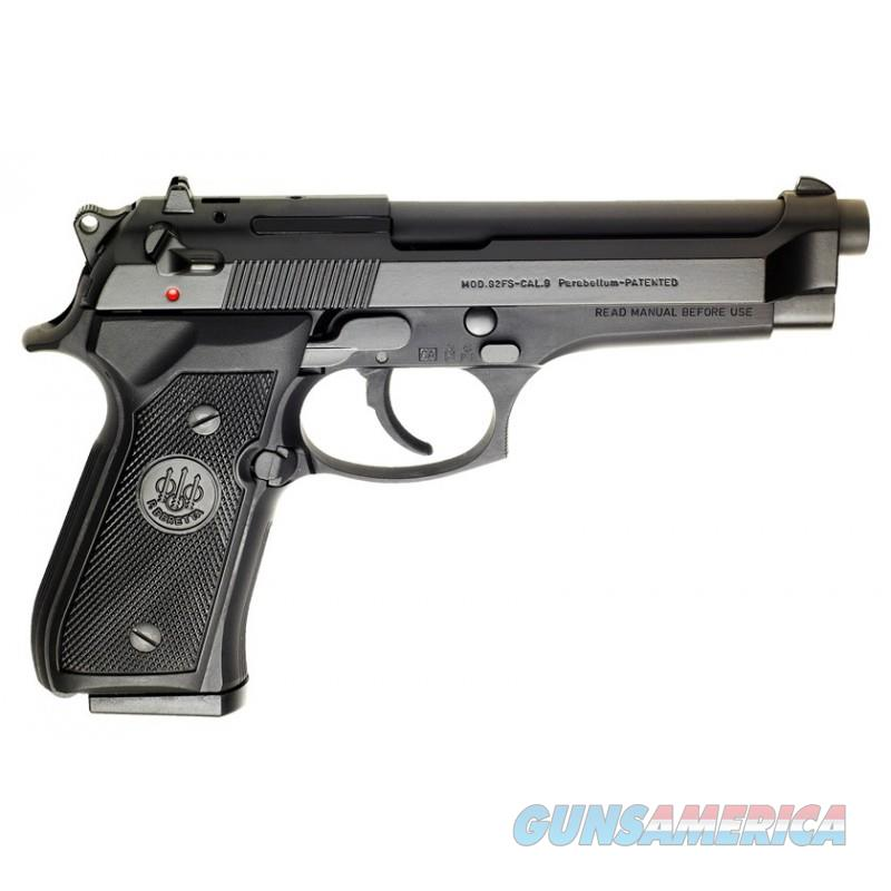 Beretta 92 92FS Made in Italy 9mm Luger JS92F300M  Guns > Pistols > Beretta Pistols > Model 92 Series