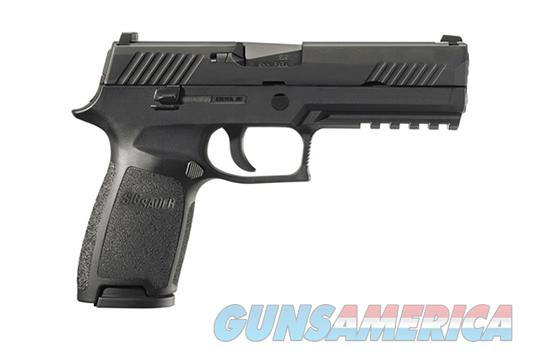 "SIG SAUER P320 4.7"" 9MM FULL SIZE 320F-9-B  Guns > Pistols > Sig - Sauer/Sigarms Pistols > P320"