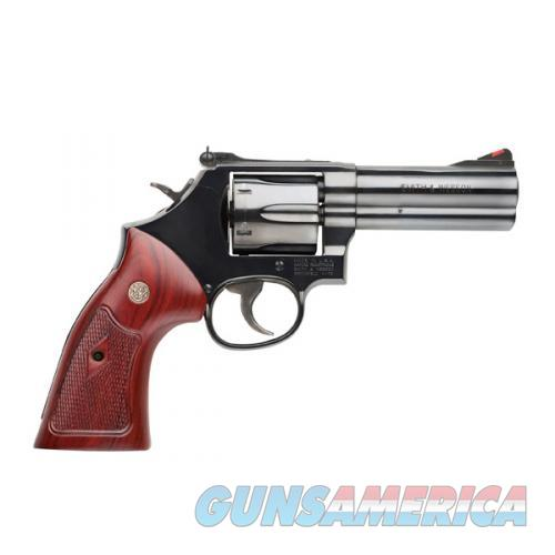 "Smith & Wesson Model 586 Blued 4"" .357 Magnum 150909  Guns > Pistols > Smith & Wesson Revolvers > Full Frame Revolver"