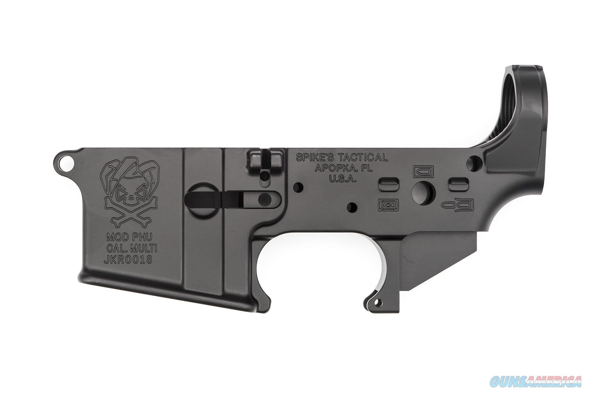 Spike's Tactical PHU Joker AR-15 Lower Receiver STLS024   Guns > Rifles > AR-15 Rifles - Small Manufacturers > Lower Only