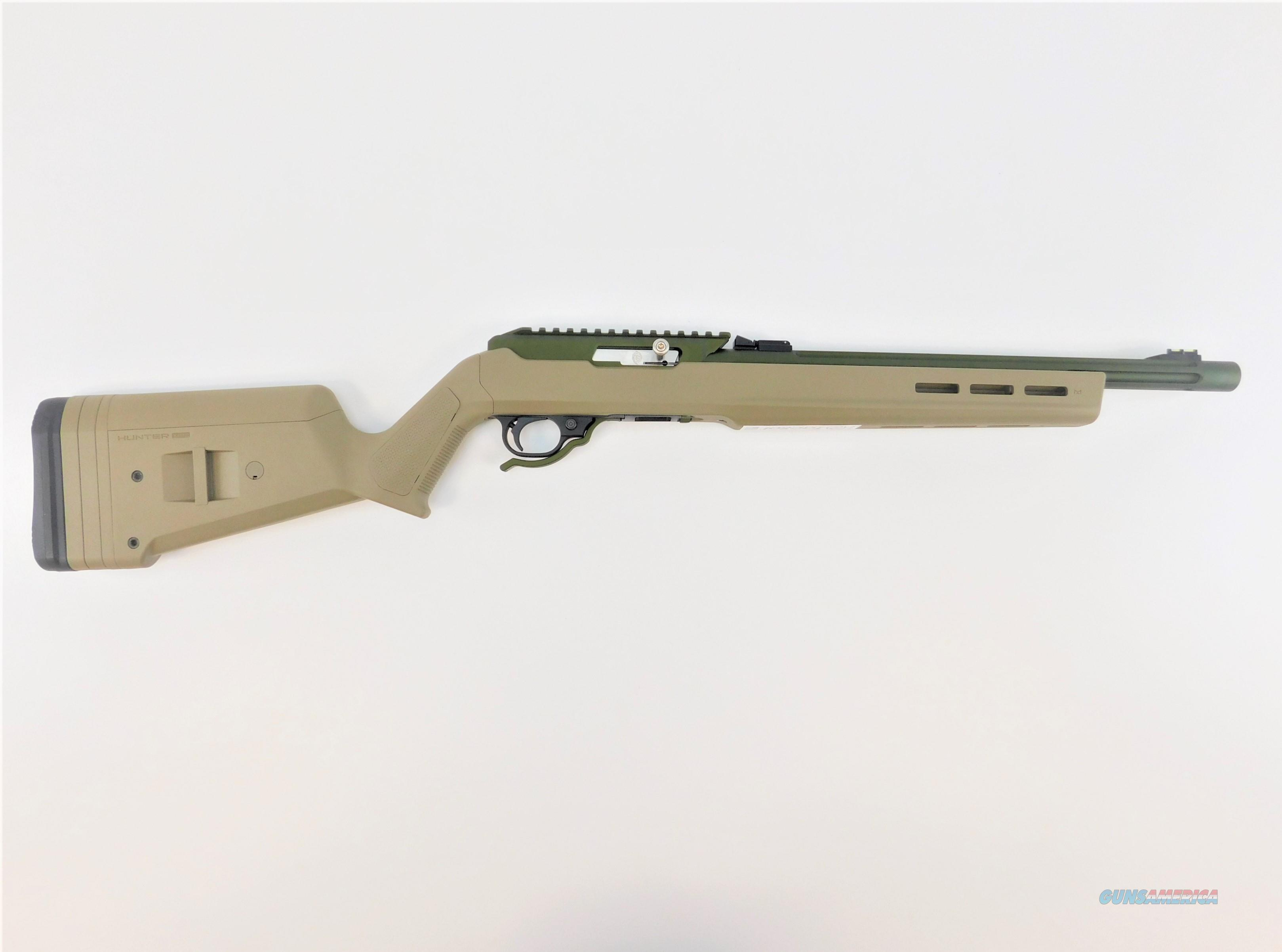 Tactical Solutions X-Ring VR Open Sights .22 LR ODG / FDE Magpul AOS-MOD-B-M-FDE  Guns > Rifles > Ruger Rifles > 10-22
