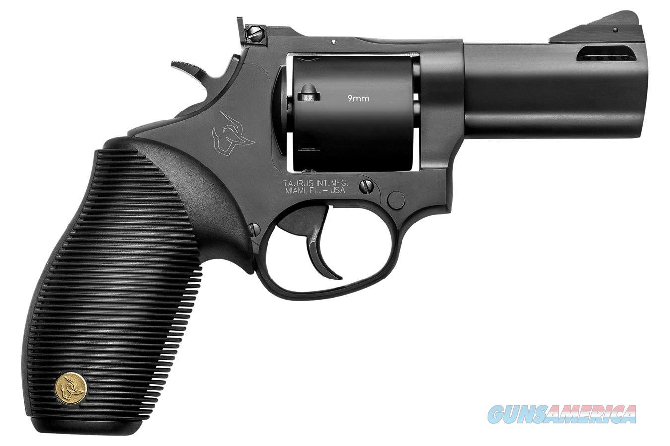 "Taurus Model 692 .357 Magnum/.38 Special/9mm 3"" Black 2-692031  Guns > Pistols > Taurus Pistols > Revolvers"