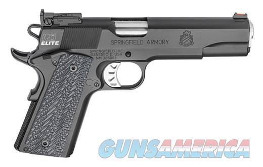 "Springfield 1911 Range Officer Elite Target .45 ACP 5"" PI9128E   Guns > Pistols > Springfield Armory Pistols > 1911 Type"