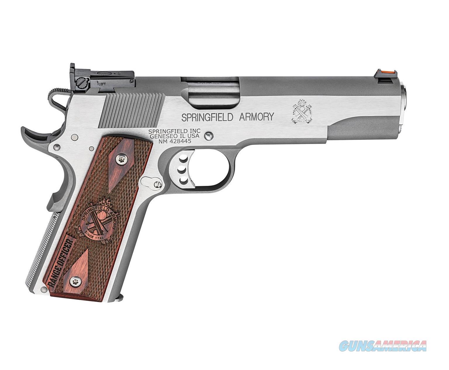 "Springfield 1911 Range Officer SS 9mm 5"" PI9122L   Guns > Pistols > Springfield Armory Pistols > 1911 Type"