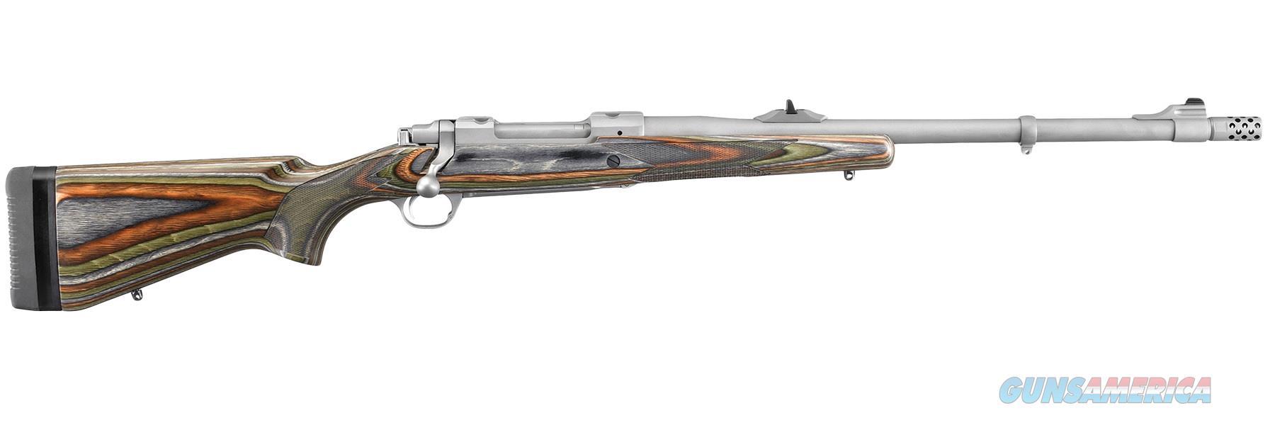 "Ruger M77 Hawkeye Guide Gun .300 RCM 20"" SS 47114   Guns > Rifles > Ruger Rifles > Model 77"
