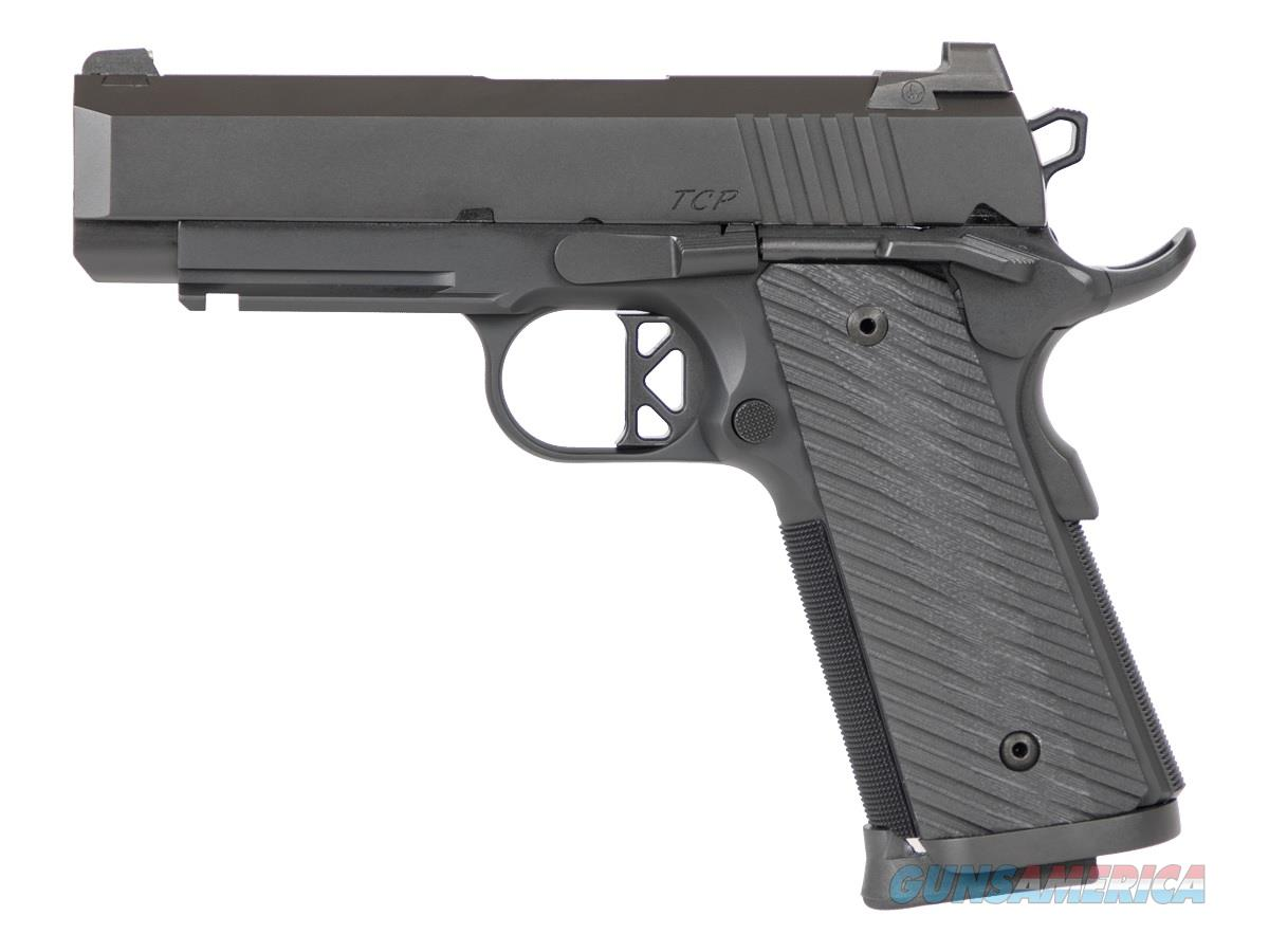 "CZ-USA Dan Wesson TCP Tactical Commander 9mm 4"" 8 Rds 01845   Guns > Pistols > Dan Wesson Pistols/Revolvers > 1911 Style"