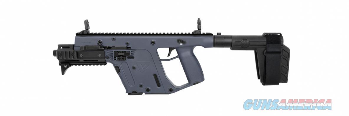 """Kriss Vector Gen II SDP-SB 10mm 6.5"""" TB Combat Grey KV10-PSBCG31  Guns > Pistols > Kriss Tactical Pistols"""