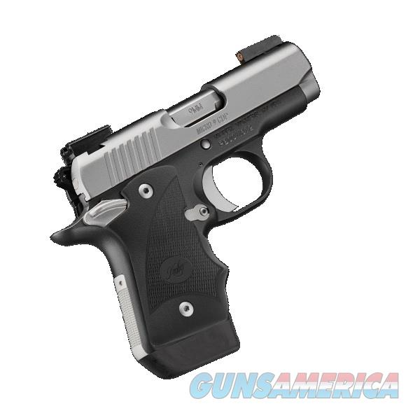 """Kimber Micro 9 Stainless Dn 9mm: Kimber Micro 9 CDP (DN) 9mm 3.15"""" 7 Rds TRUGLO ... For Sale"""