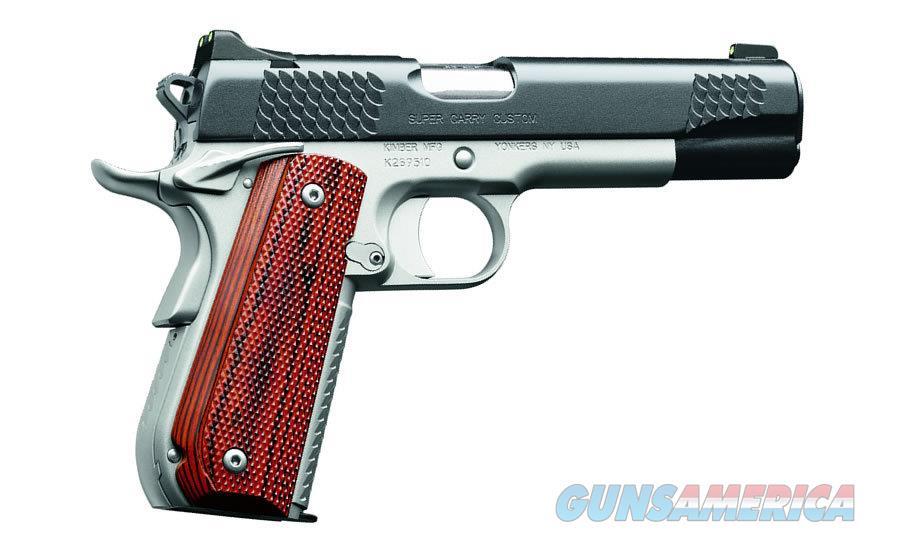 "Kimber Super Carry Custom 1911 .45 ACP 5""  3000246  Guns > Pistols > Kimber of America Pistols > 1911"