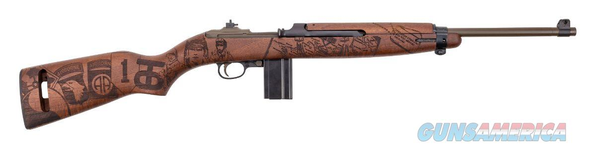 "Auto-Ordnance The Soldier M1 Carbine D-Day .30 Cal 18"" AOM130C2   Guns > Rifles > Auto Ordnance Rifles"