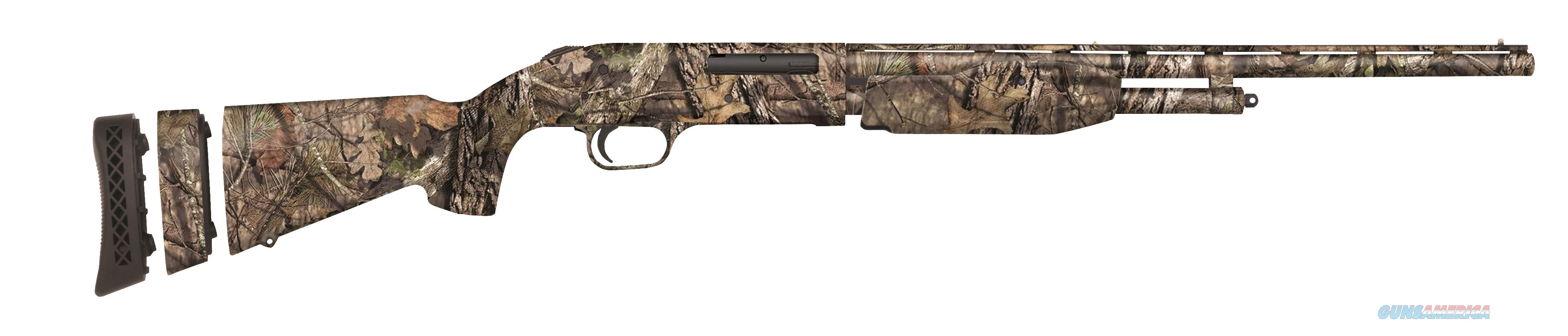 Mossberg 510 Youth Mini Super Bantam .410 Bore Mossy Oak 50355   Guns > Shotguns > Mossberg Shotguns > Pump > Sporting