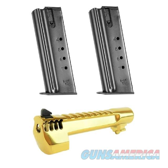 Desert Eagle .50 AE Conversion Kit Brake Ti Gold BMCP506TGIMB  Non-Guns > Barrels