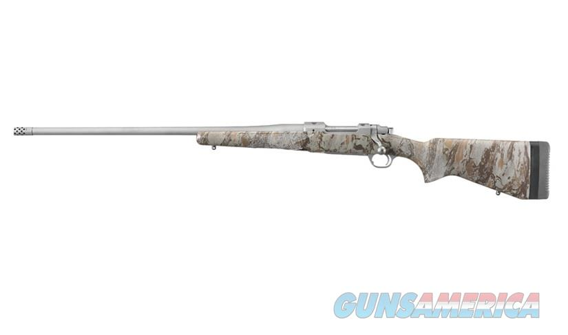 "Ruger Hawkeye FTW Hunter Left-Hand 6.5 Creed 24"" TB 47174   Guns > Rifles > Ruger Rifles > Model 77"