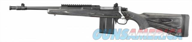 "Ruger Gunsite Scout Left-Hand 5.56/.223 16.1"" 6827  Guns > Rifles > Ruger Rifles > Model 77"