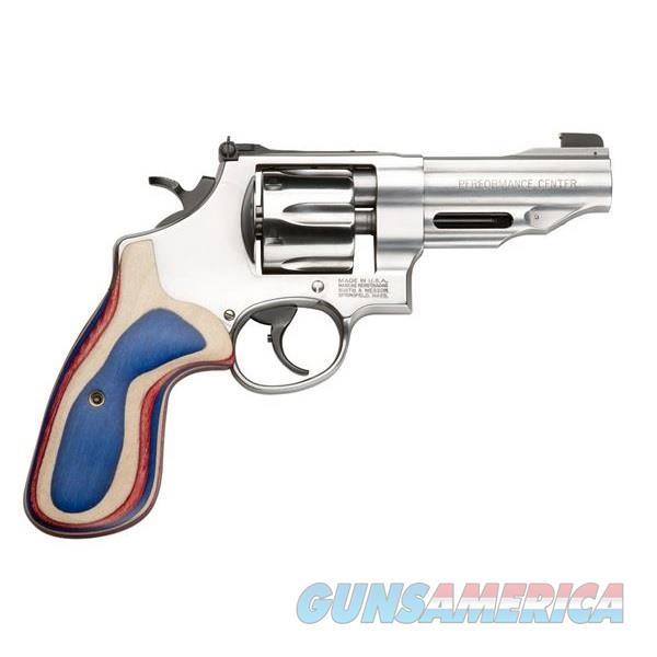 """Smith & Wesson Model 625 Performance Center .45 ACP 4"""" Stainless 170161  Guns > Pistols > Smith & Wesson Revolvers > Performance Center"""