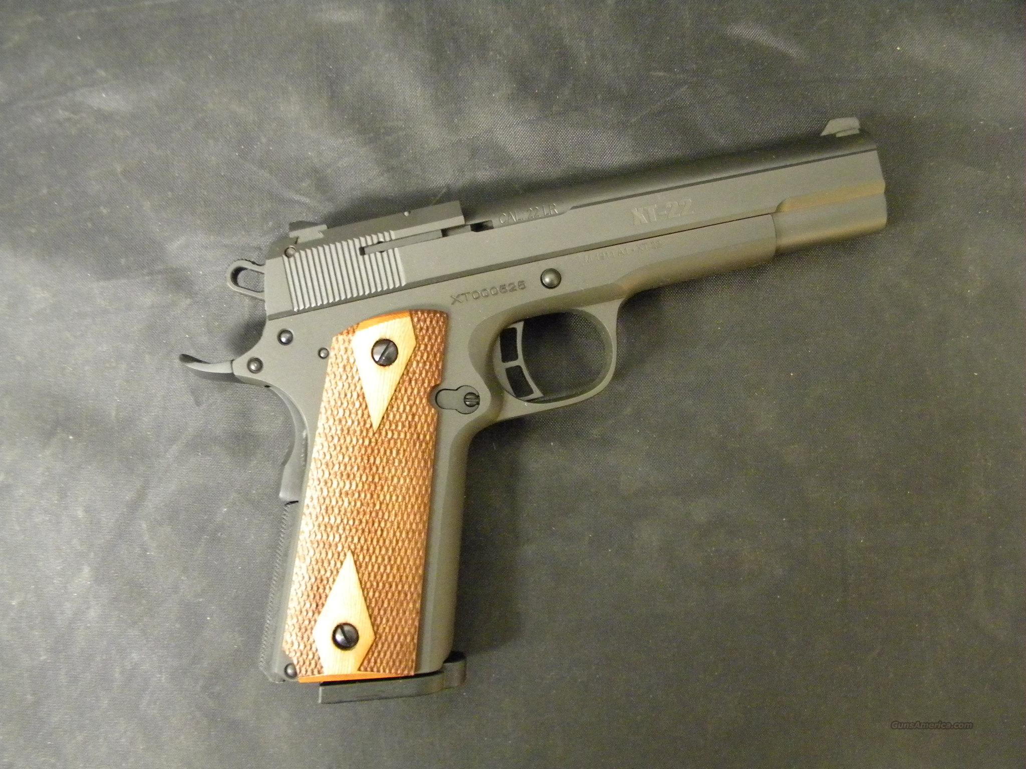 ROCK ISLAND XT-22 1911  Guns > Pistols > 1911 Pistol Copies (non-Colt)