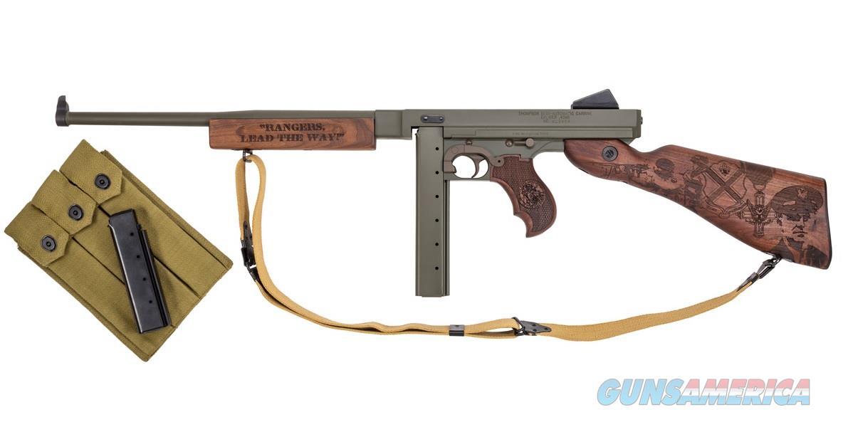 Auto Ordnance Ranger Thompson M1 .45 ACP TM1C2  Guns > Rifles > Auto Ordnance Rifles