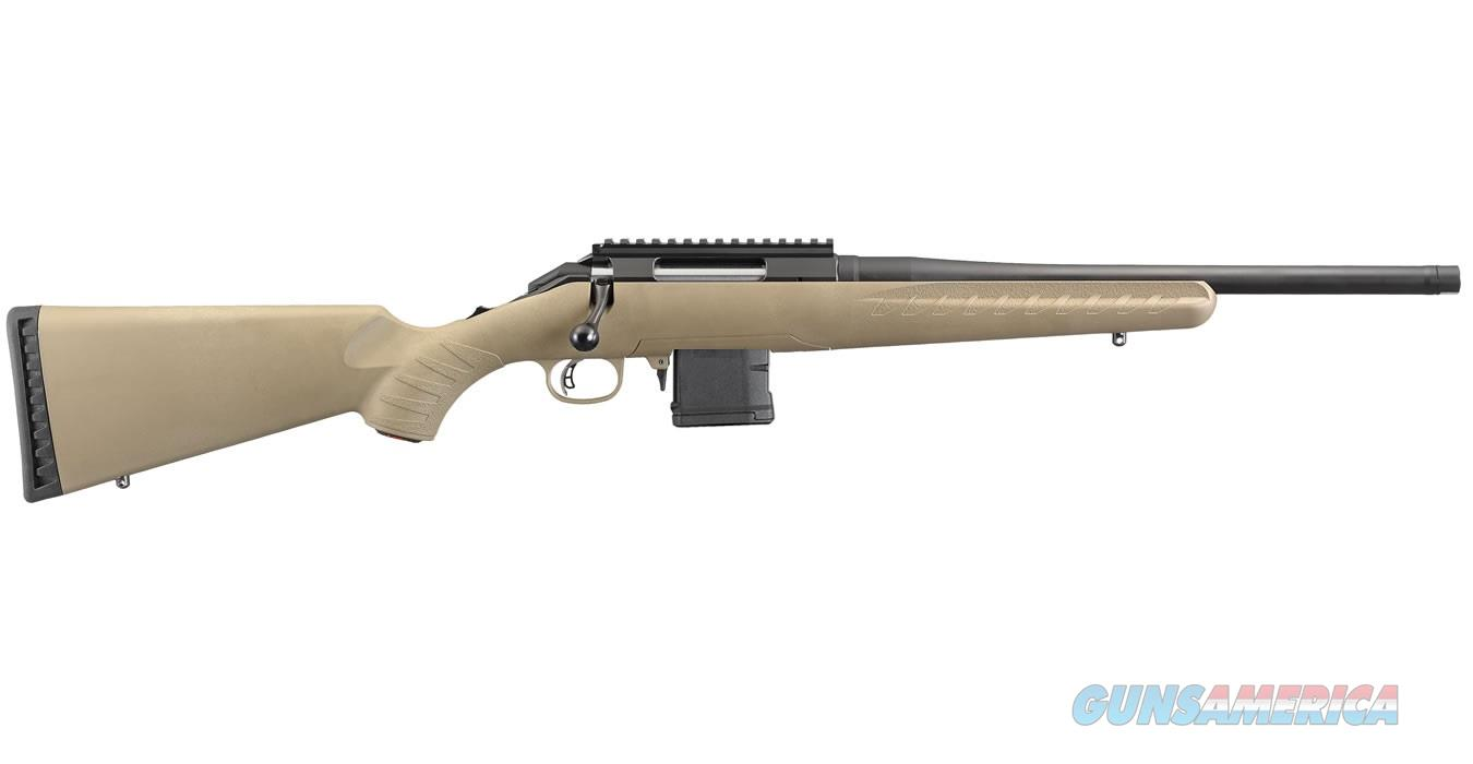 "Ruger American Ranch .300 Blackout FDE 16.12"" TB 26968   Guns > Rifles > Ruger Rifles > American Rifle"