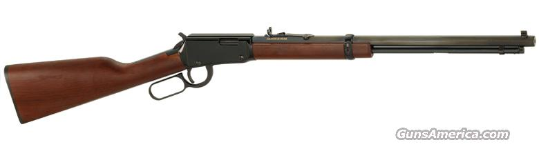 Henry .22 Magnum Lever Action Octagon  Barrel H001TM  Guns > Rifles > Henry Rifle Company