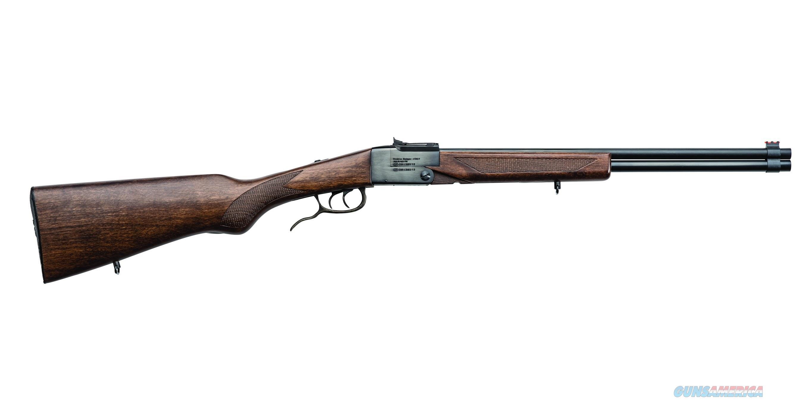 "Chiappa Double Badger .410 BORE / .22 WMR Combo 19"" 500.111  Guns > Rifles > Chiappa / Armi Sport Rifles > Hunting Rifles"
