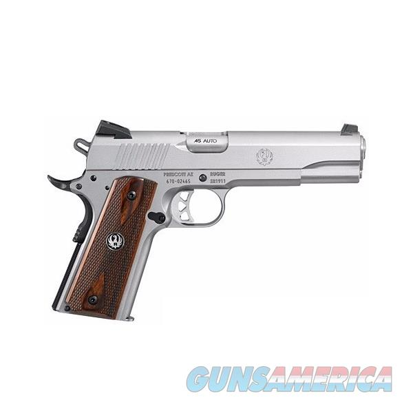"""Ruger SR1911 .45 AUTO/ACP 5"""" Stainless 6700   Guns > Pistols > Ruger Semi-Auto Pistols > 1911"""