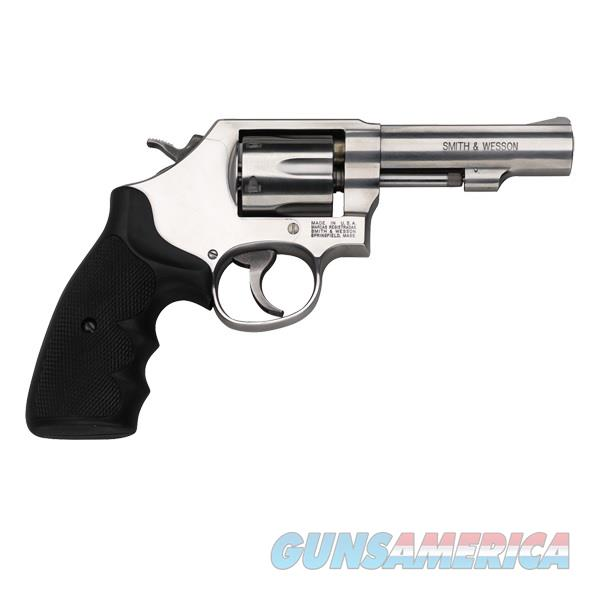 """Smith & Wesson Model 64 .38 Special +P 4"""" Stainless 162506  Guns > Pistols > Smith & Wesson Revolvers > Full Frame Revolver"""