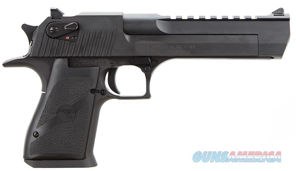 "Magnum Research Desert Eagle .44 Magnum Black 6"" DE44  Guns > Pistols > Magnum Research Pistols"