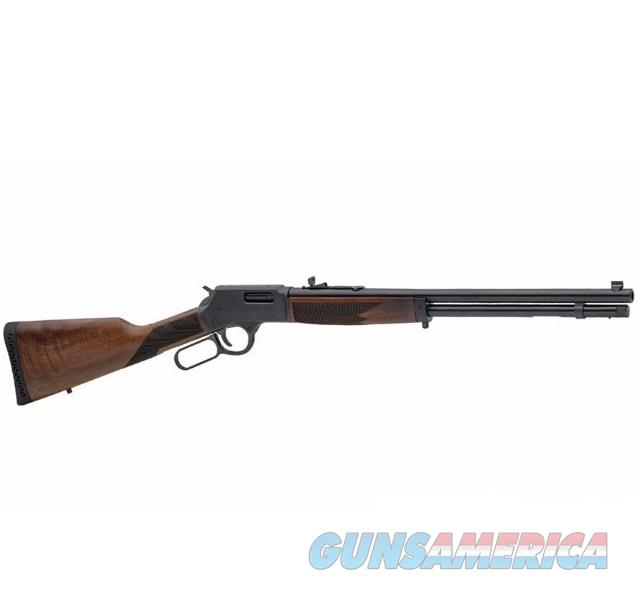 "Henry Big Boy Steel .44 Magnum 20"" 10 Rds H012  Guns > Rifles > Henry Rifle Company"