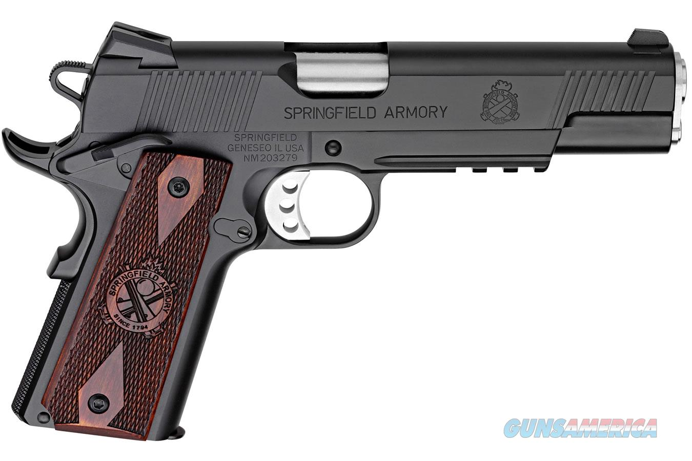Springfield 1911-A1 Lightweight Loaded Operated .45 ACP PX9116L   Guns > Pistols > Springfield Armory Pistols > 1911 Type