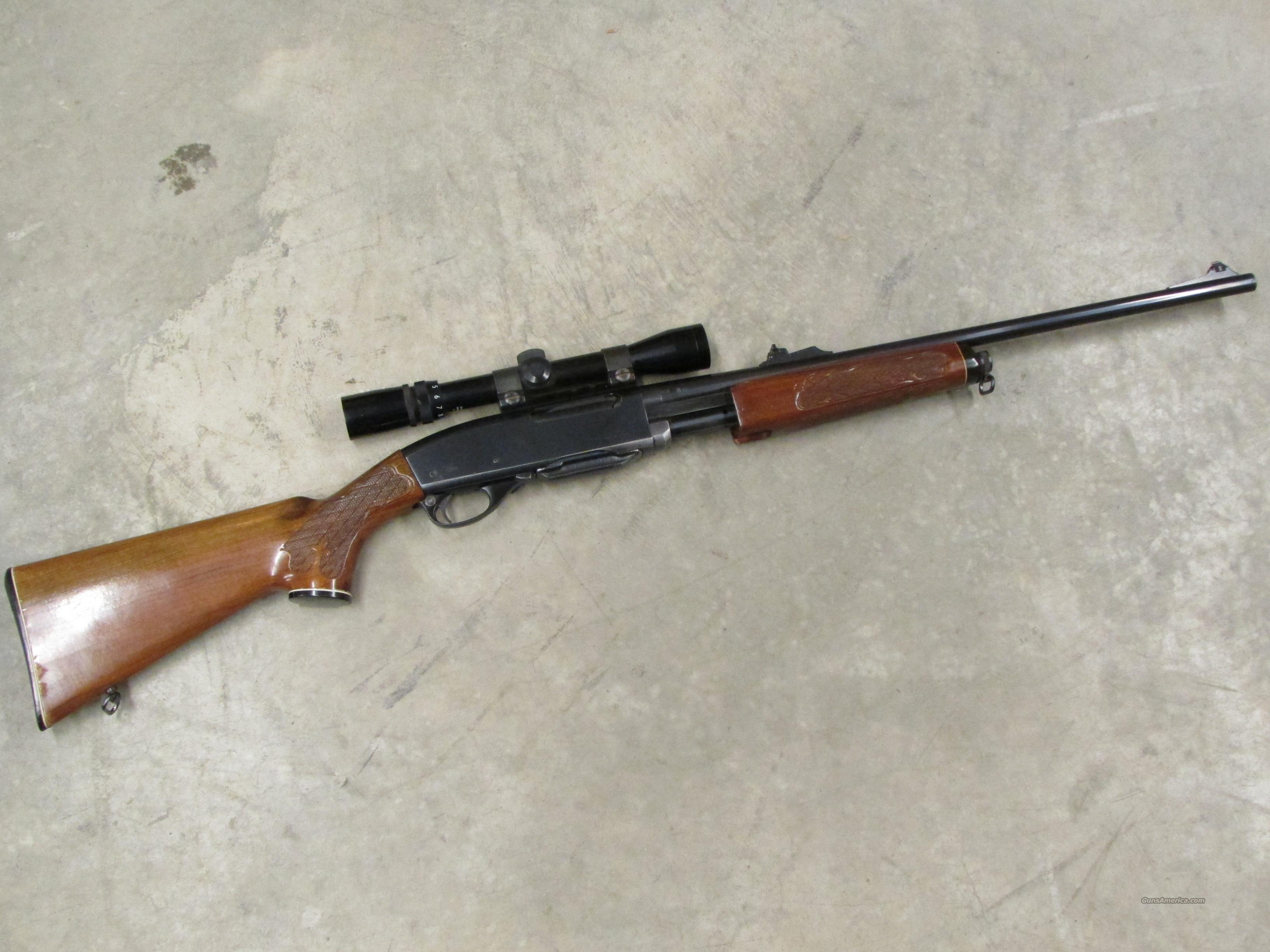 1977 Remington Gamemaster Model 760 Pump-Action... for sale