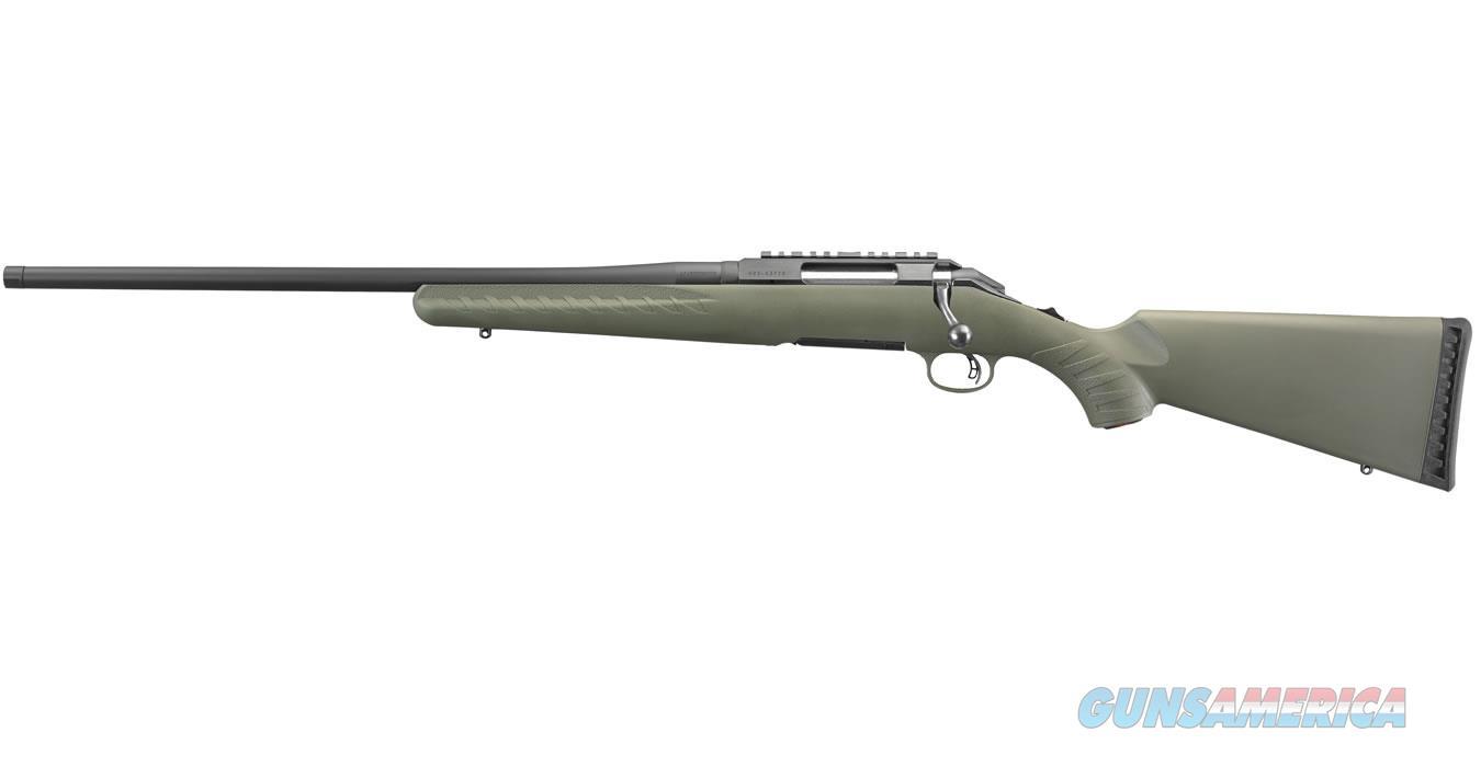 "Ruger American Predator 7mm-08 Rem LH 22"" Moss Green 26917   Guns > Rifles > Ruger Rifles > American Rifle"