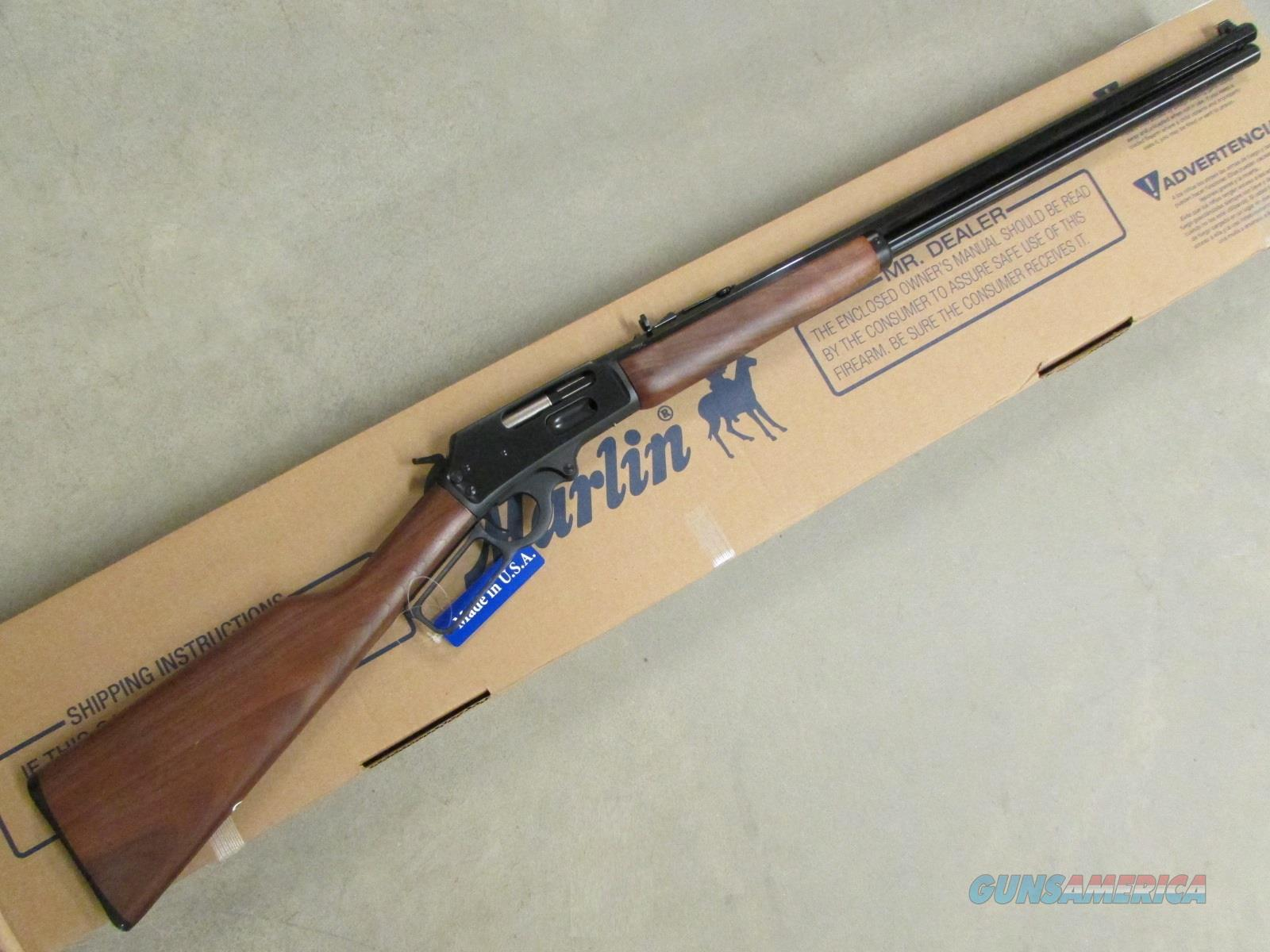 "Marlin Model 1895 Cowboy 26"" 9+1 45-70 Gov't 70480  Guns > Rifles > Marlin Rifles > Modern > Lever Action"