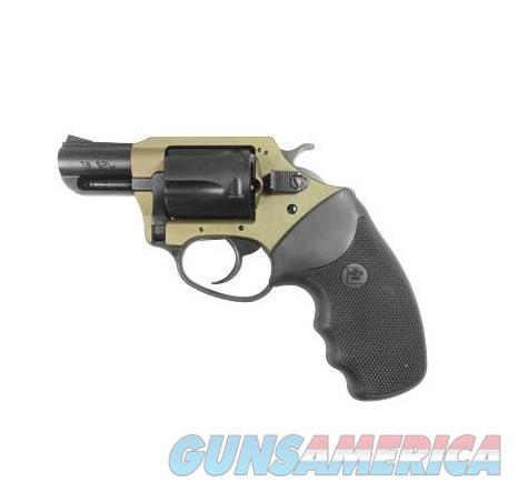 Charter Arms Undercover Lite .38 Special Earthborn 53863  Guns > Pistols > Charter Arms Revolvers