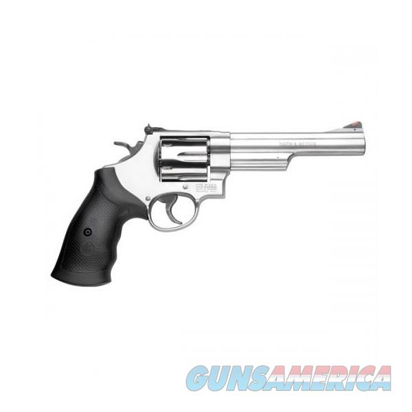 "SMITH & WESSON 629 STAINLESS .44 MAGNUM 6"" 163606  Guns > Pistols > Smith & Wesson Revolvers > Model 629"